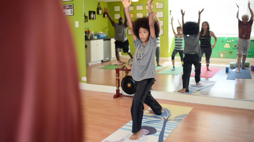 Here S How This 11 Year Old Became The Youngest Yoga
