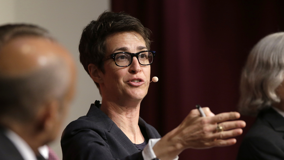 One America News sues Rachel Maddow for $10 million | WPEC