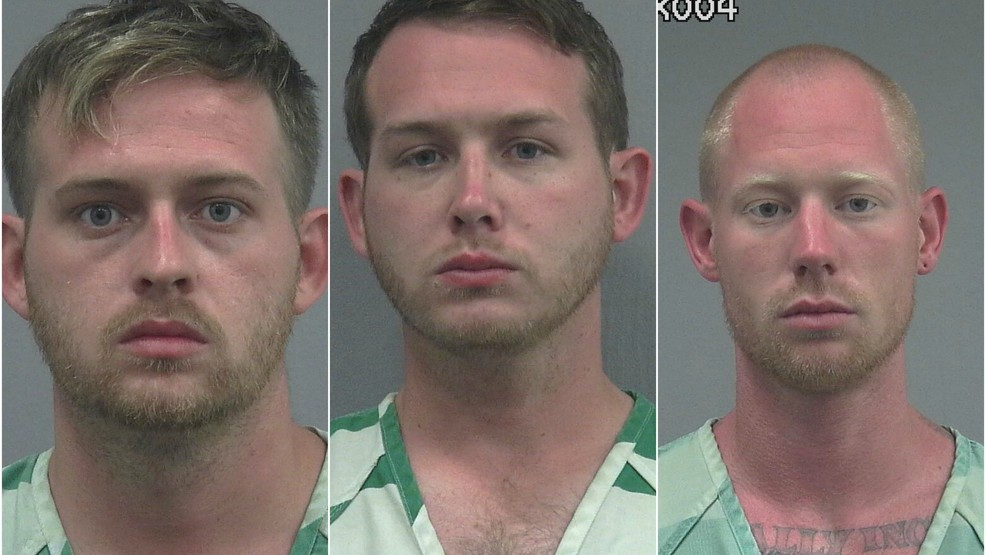 <p>William Fears and Colton Fears, both born in Beaumont, and Tyler Tenbrink all face attempted homicide charges, WEARTV.com reported.</p>
