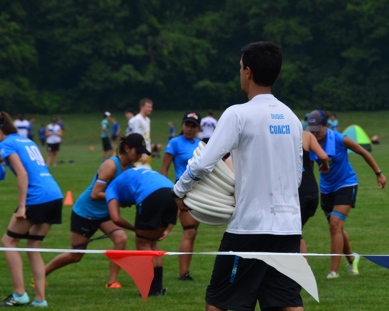 The World Ultimate Club Championships are taking place July 14-21 in Cincinnati. Well, Lebanon. Well, Mason. It's pretty much Lebanon, though the opening and closing nights are taking place at Mason High School. 128 teams from 36 countries are competing in men's, women's, and mixed divisions for the prize of being the best ultimate team. This is not disc golf. This is ultimate. Tickets are $5 per day. LOCATION: 900 McClure Road, Lebanon, Ohio (45035) / Image: Leah Zipperstein, Cincinnati Refined // Published: 7.16.18
