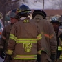 TFD investigating fire at a west Tulsa building