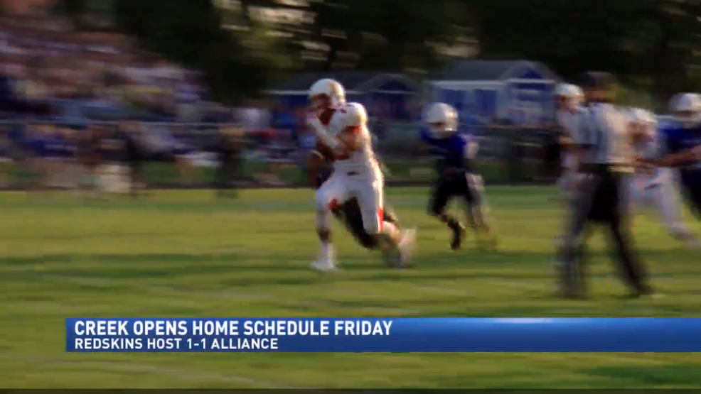9.6.17 Video - Indian Creek ready to open home schedule vs Alliance