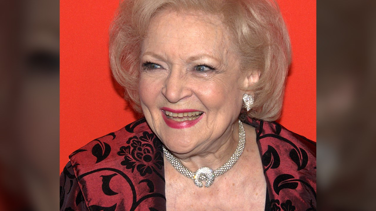 Betty White. (David Shankbone/CC BY 2.0)