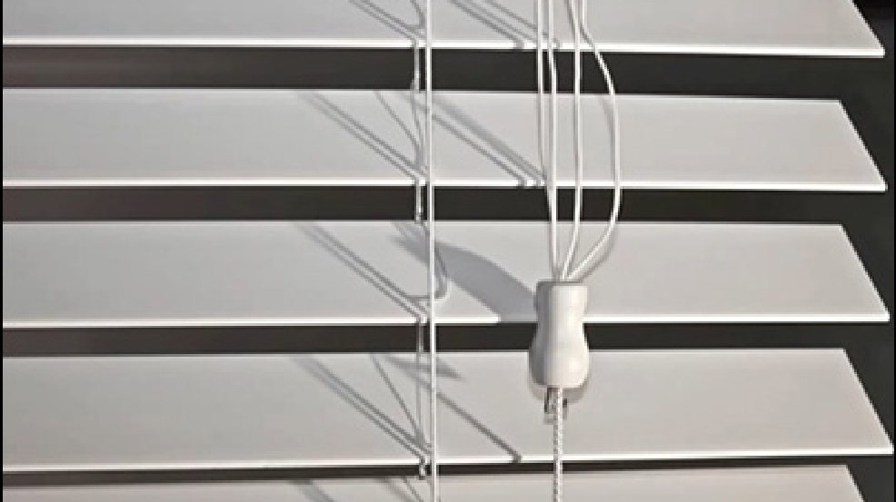 how to clean blind cords