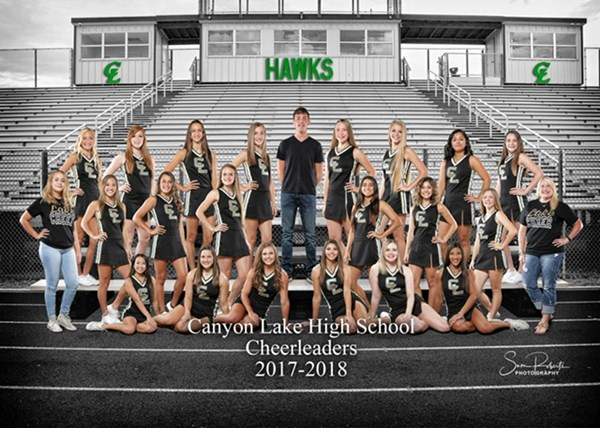 Canyon Lake High School Cheer