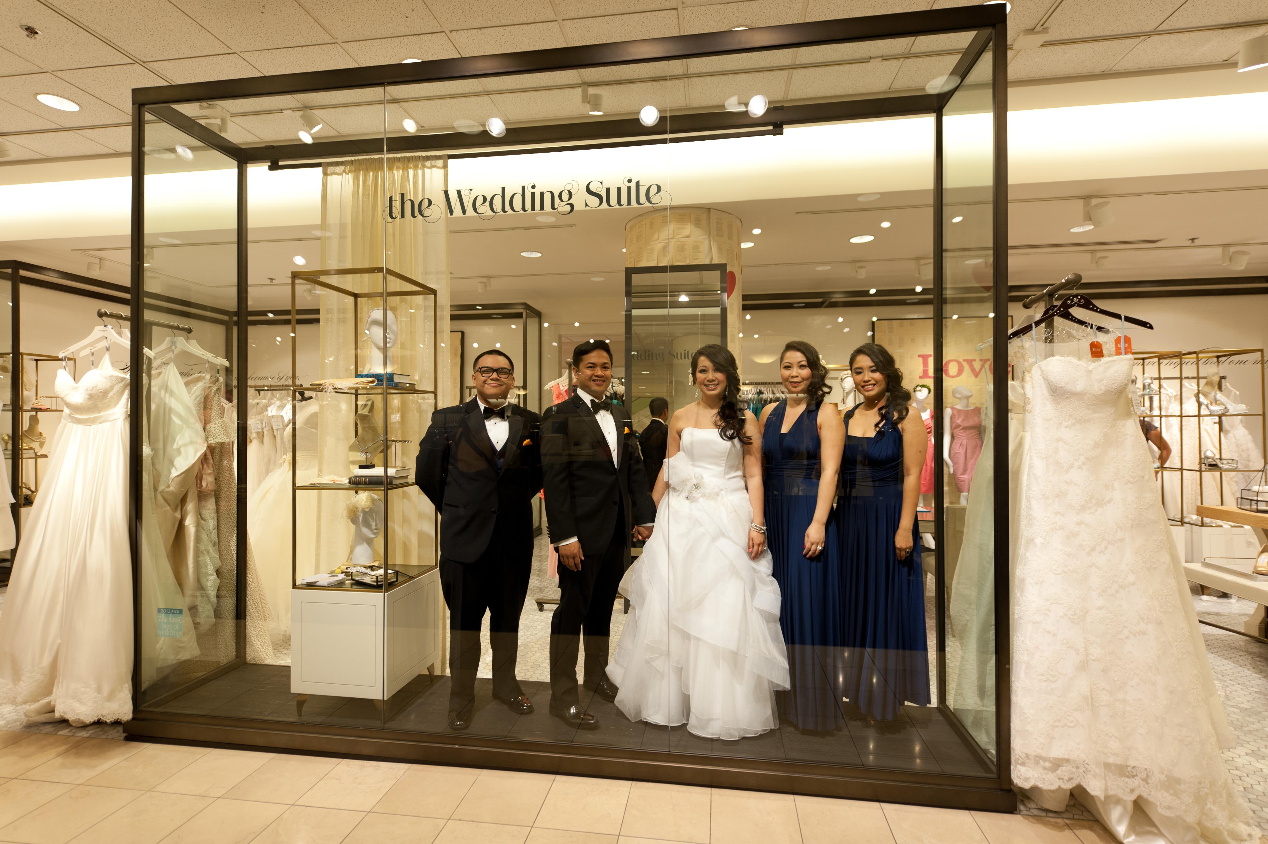 Documenting Love: Eli & Ann\'s Nordstrom Wedding | Seattle Refined