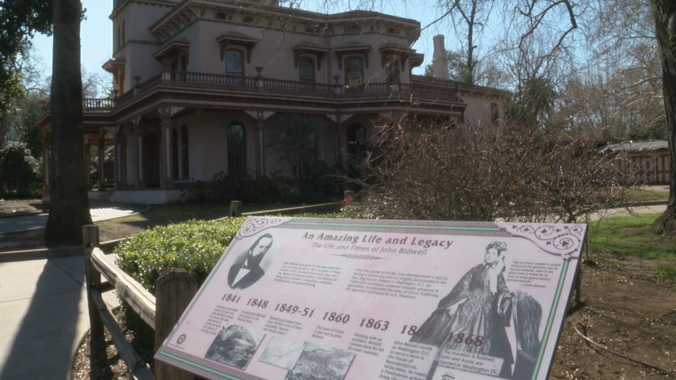 Rich History And Mystery Of Chico S Bidwell Mansion Krcr
