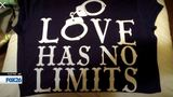 Love in lock-down; Dinuba woman makes jail t-shirts