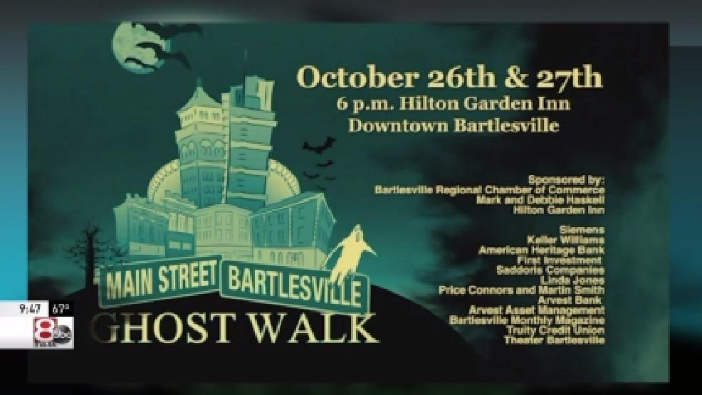 Ghost Walk & Main Street Mash Dance Party | KTUL
