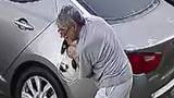WANTED: Camera captures suspect stealing gas in Escambia County