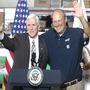 "Pence to Ohio supporters: ""Help is on the way"""