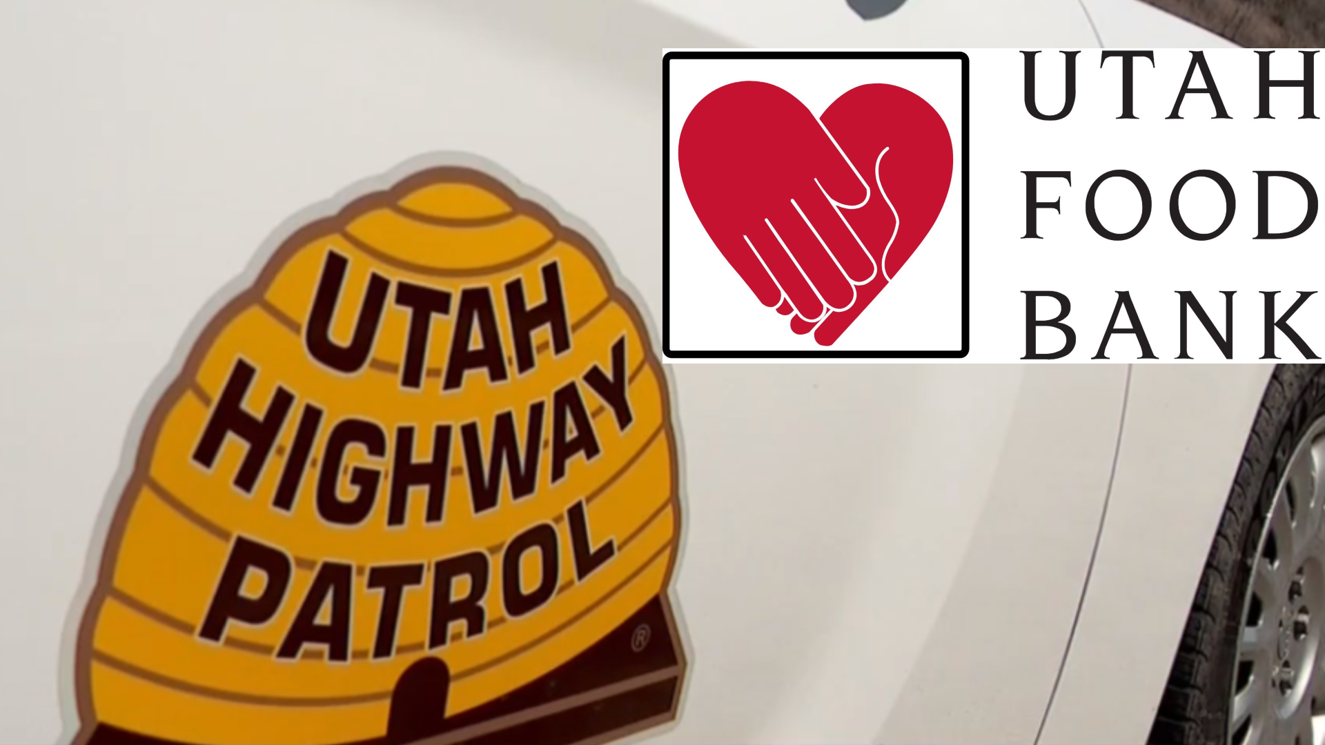 UHP hopes to 'fill the hive' in Utah Food Bank food drive. (KUTV)