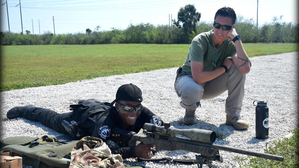 Delray Police Pay Tribute To Female Sniper Killed In Crash Wpec