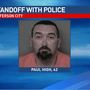 Jefferson City man faces multiple charges following police standoff