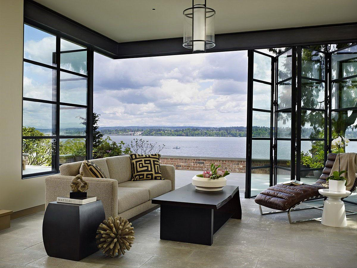 The Book House in Seattle, WA was designed by by DeForest Architects.   (Image: Book House / Porch.com)