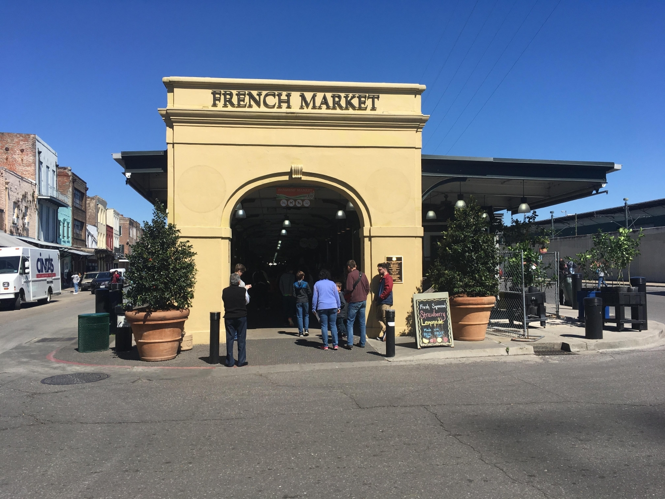 The French Market / Image: Delaney French // Published: 4.8.17