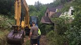 Abandoned houses targeted for demolition in Kanawha County