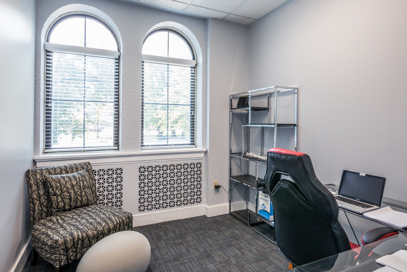 CovWorx LLC is a coworking space in Covington that offers a variety of suitable spaces to get down to business. Whether you're a small agency team looking for room to meet as a group or an individual needing a desk in a productive atmosphere, CovWorx provides plenty of workspace options. ADDRESS: 1032 Madison Avenue, Suite A (41011) / Image: Catherine Viox // Published: 10.5.20
