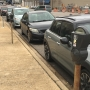 Thieves take guns from cars parked near the BJCC