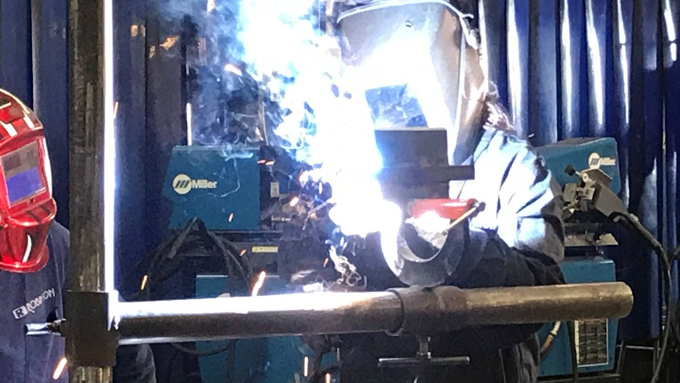 NWTC instructor hopes to inspire women welders