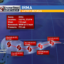 Hurricane Irma regains strength, back to category 3