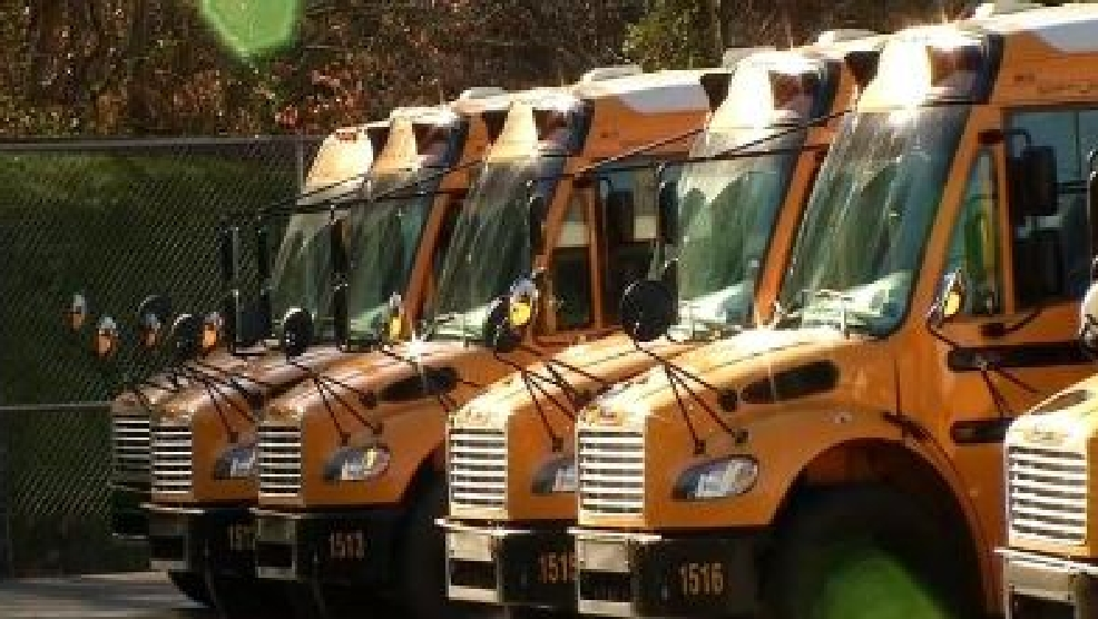 Kanawha County Schools Announces Bus Schedule Changes Wchs