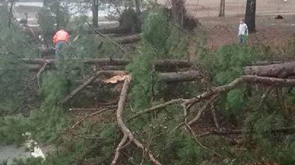 Suspected Tornadoes Blamed For Widespread Damage Kutv