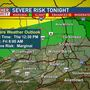 Mike Linden's Forecast | Warm, unstable air leads to severe weather chance