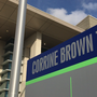Controversial RTS sign keeps Corrine Brown's name