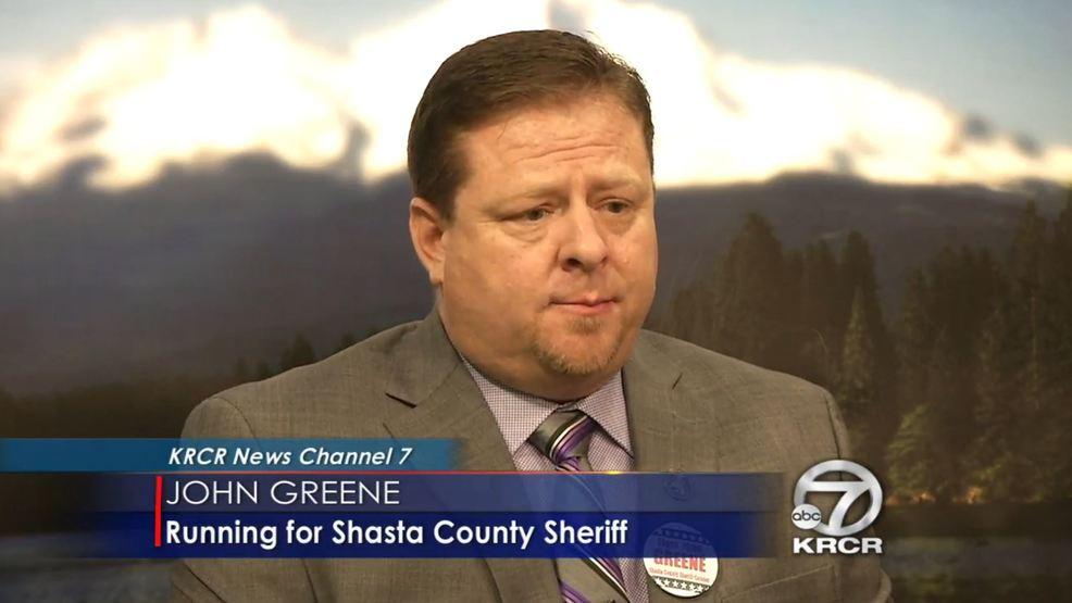 Retired sergeant john greene running for shasta county sheriff krcr sciox Gallery