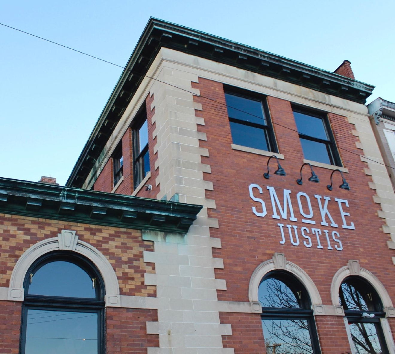 Smoke Justis, named after the 1913 Covington Blue Sox pitcher, is a new sports bar and restaurant which specializes in smoked meats and craft beer. It also sports a wide selection of bourbon and a room filled with old arcade games. / ADDRESS: 302 Court St., Covington, KY 41011. / Image: Rose Brewington // Published: 1.18.17