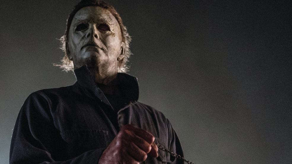 Weekend box office: 'Halloween' scares up massive October opening