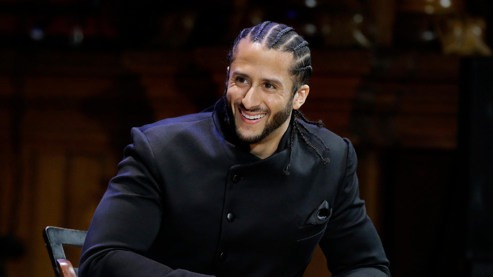 Kaepernick's company publishing essays on policing, prisons