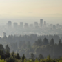 Air quality in Portland deemed 'unhealthy' Wednesday due to wildfire smoke