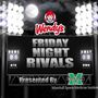 Eyewitness News to televise, stream 10 Wendy's Friday Night Rivals football games