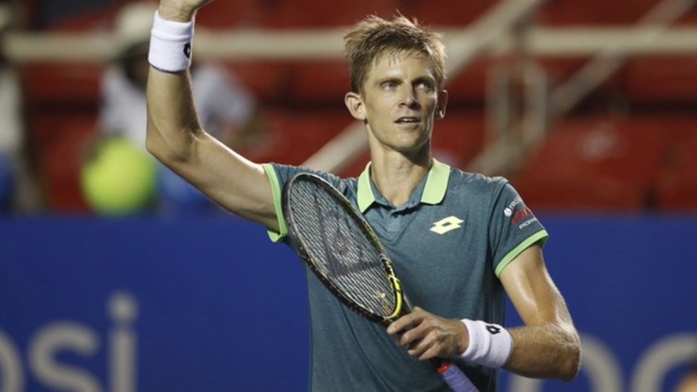 Heading into the 2018 season, Kevin Anderson had captured only three singles titles across his entire professional career. (AP)