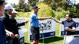 GALLERY: Stars & athletes hit the links for Derek Jeter Invitational