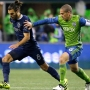 Valdez sends Seattle past Sporting KC 1-0 in MLS playoffs
