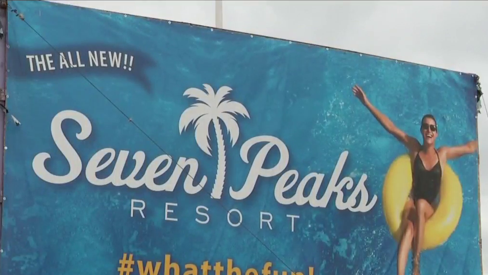 Seven Peaks Water Park in Provo may be permanently closed. (Photo: KUTV)