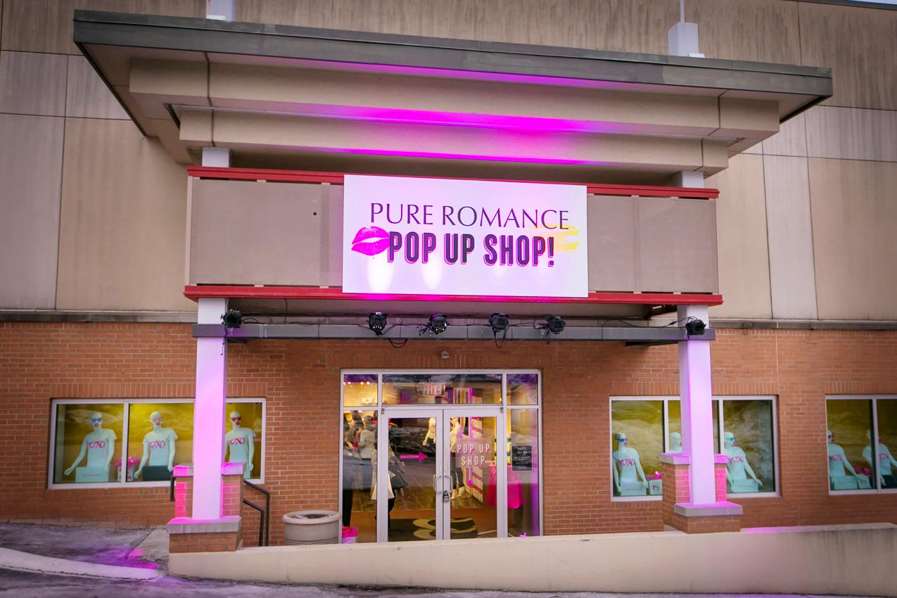 In addition to showcasing the best products the company has to offer, Pure Romance's 25th Anniversary Pop-up Shop features a candy theme, a green neon set-up spot, and a live wall, which you'll need to see to believe. Products are up to 25 percent off, and you'll receive a complimentary gift with every purchase!{ } ADDRESS: 8154 Montgomery Road (45236) / Image: Mike Bresnen Photography{ }