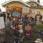 Upzone protesters challenge Seattle mayor during walk