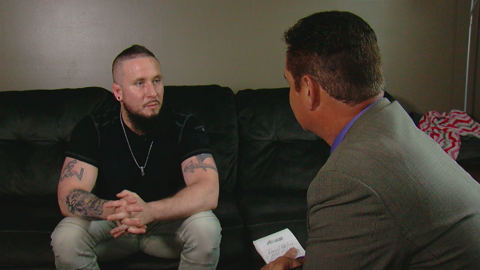 Former champion MMA fighter describes battle with heroin addiction