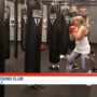 Packing a punch: How boxing gloves and determination changed a woman's life