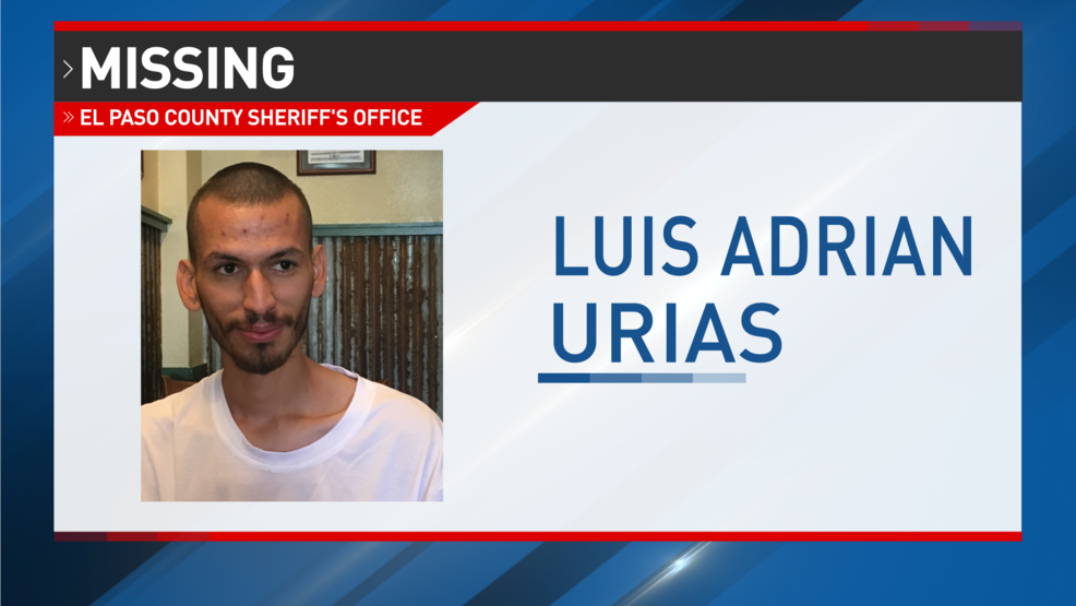 Deputies looking for missing 27-year-old man from far east El Paso