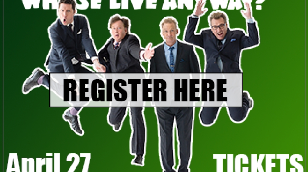 Whose Line Is It Anyway Ticket Giveaway Rules and Entry Form