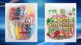 Popsicles sold in Washington recalled, could be contaminated with listeria