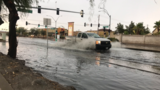 Thunder, lightning, and rain sweep Southern Nevada