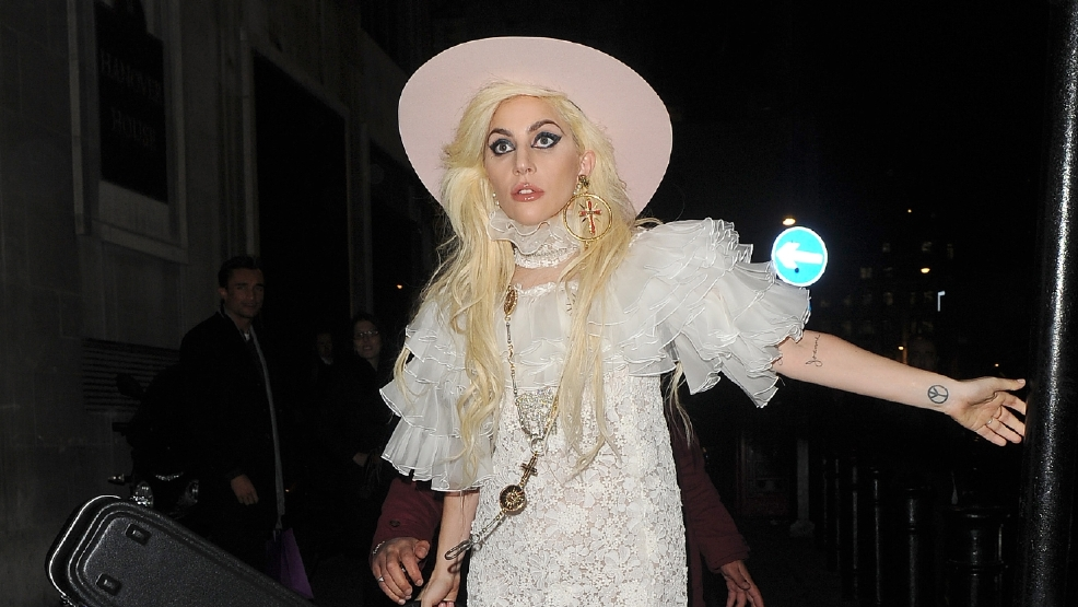 Lady Gaga: 'Love and kindness will bring happiness'