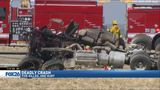 6 dead after big rig crash in Fresno County