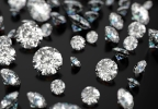 Diamonds, a Long Sought After Commodity, More Often Than Not, Form 90 Miles Below Surface
